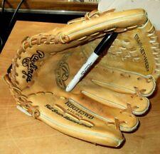 "Rawlings 11.5"" Youth Leather Baseball Rht Rbg115Wb"
