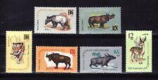 SELLOS FAUNA  VIETNAM 1965 442/47 6v.