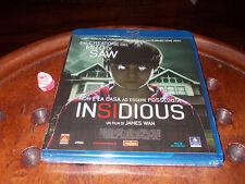 Insidious  Blu-Ray ..... Nuovo