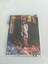 Michael Jordan USA gold exchange set  shaq bird malone pippen vintage  Rare