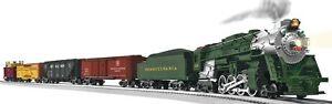 Production Arrêtée 30180 Lionel Horseshoe Courbe Super Fret Complet O O27 Train