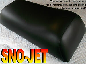SNO-JET SST Free Air 1975 340 & 440 SnoJet Replacement seat cover 288