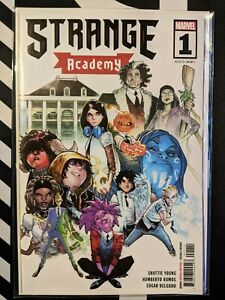 Strange Academy #1 1st Print Cover A Multiple 1st Apps Marvel 2020 NM