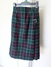 Woolen Knee-Length Petite Skirts for Women