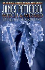 Battle for Shadowland Vol. 1 by James Patterson and Dara Naraghi (2010,...