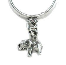 Best Deal Plain Jewelry Usa Seller Elephant Charm Toe Ring Sterling Silver 925