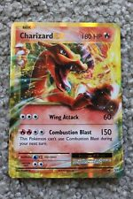 Charizard EX card
