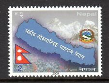 Nepal - 2009 Democratic Republic - Mi. 985 MNH