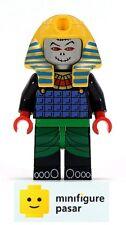 adv021 Lego Adventurers 2996 3021 1183 5958 5988 5978 - Pharaoh Hotep Minifigure