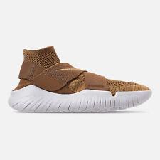 b3ecb1d0fa Men's Nike Free RN Motion Flyknit Running Shoes Size 11.5 Gold 942840-201