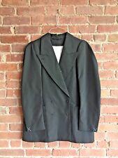 NWT Margiela x H&M Mens Blazer Flat Jacket Sz 40 Collectors Item