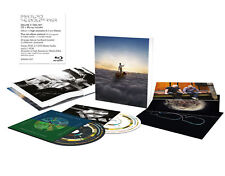 Pink Floyd - The Endless River (2014 Album) (NEW CD & BLU-RAY) Limited Edition