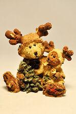 Boyds Bears & Friends: Ewell & Walton . Manitoba Mooslemen - 02228