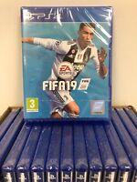FIFA 19 - PS4 - Sony Playstation 4 - Neu & OVP - ENG Version