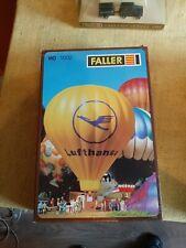 FALLER   1:100  Heißluftballon  Lufthansa