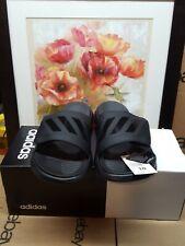 Adidas Alphabounce Slide Sport Slides Black Slippers SIZE 10, B41720