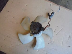 honda civic mk7 1.6 cooling fan and motor