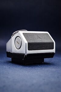 Pentacon SIX TL TTL Metered Metering Prism Viewfinder SERVICED TESTED + battery