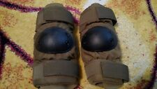 Unused Elbow or Knee Pad Set-Coyote Brown - Military Size-Small