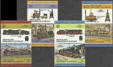 Timbres Trains Union Island Grenadines St Vincent 2 ** lot 6718