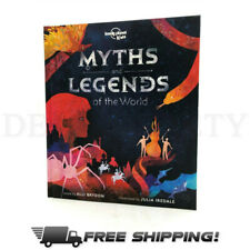 Lonely Planet's Myths and Legends of the World HardcoverEdition October 15, 2019