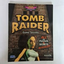 Tomb Raider Game Secrets & Strategy Guide