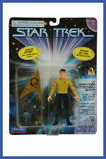 Star Trek Lt Commander Montgomery Scott Limited Edition Factory Sealed Figure