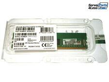 805669-B21 HPE 8GB 2RX8 PC4-2133P-E-15 memoria sin búfer 819800-001 797258-081