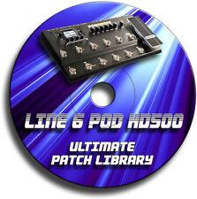 Pedales de efectos Line 6 para guitarras y bajos