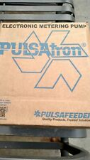NEW PULSATRON ELECTRONIC METERING PUMP IN BOX brand new