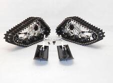 Rovan RC 1/5 th Baja Aluminum Snow Crawler Tracks and Ski Kit - Hpi KM 5B 5T