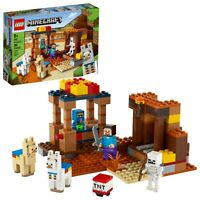 LEGO 21167 MINECRAFT THE TRADING POST 201 Pieces Brand New LLAMA