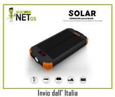 Power Bank 12000mAh SOLARE per APPLE  IPhone 7 ,  IPhone 7 Plus 09003