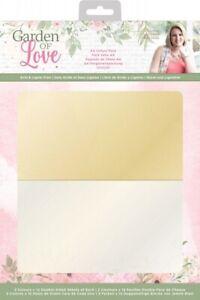 Sara Signature Garden of Love A4 Vellum Pack