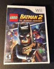 LEGO Batman 2 [ DC Super Heroes ] (Wii) NEW