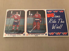 1994-95 LETHBRIDGE HURRICANES WHL TEAM ISSUED SET OF 24 CARDS