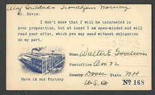 Ca 1937 PC KANSAS CITY MO DAVIS PAINT CO HAS OFFER TO MAIL INFO UNPOSTED