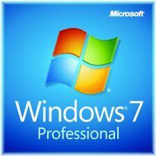Microsoft Windows 7 Professional 32 Bit OEM - SEHR GUT