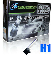 H1 Xenon Hid Conversion Kit Set Pair Spare Part Replacement Slim Citroen