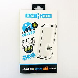 Gadget Guard Black Ice PLUS Cornice Glass Screen Protector Galaxy Note 10