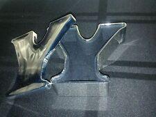 Lori Greiner Silver Safekeeper Initial Jewelry Box. Letters N &Y