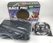 Gamester Race Pack for PS2 XBox Steering Wheel Seat New Out The Box Early 2000s