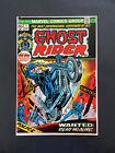 Ghost Rider #1 , 1st Damian Hellstrom Appearance Son Of Satan !! Marvel