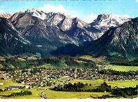 Oberstdorf ; Ansichtskarte gel.