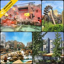 3 Tage 2P 4★ H+ Hotel Köln Phantasialand Tickets Kurzurlaub Hotelgutschein Reise