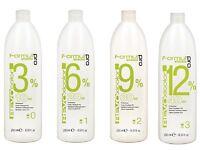 oxydant pour coloration cheveux,décoloration,teinture 10,20,30,40 v 250ml