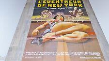 lucio fulci L' EVENTREUR DE NEW-YORK   !  affiche cinema