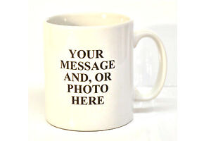 Personalised MUG for all occasions