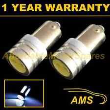 2x Ba9s T4w 233 Xenon Blanco LED de alta potencia sidelight Laterales Bombillos sl100801