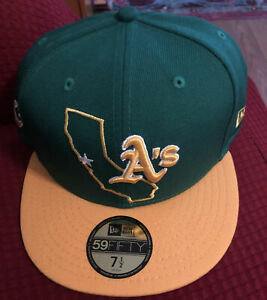 Oakland Athletics Hat